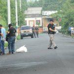 Melvin Alexander Molina fue asesinado en el Centro Urbano de Lourdes, Colón, en La Libertad. Foto EDH / Lissette Monterrosa