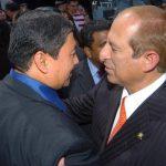 El presidente de la Asamblea mantiene roces verbales y vía Twitter con el alcalde Will Salgado. Foto EDH / archivo