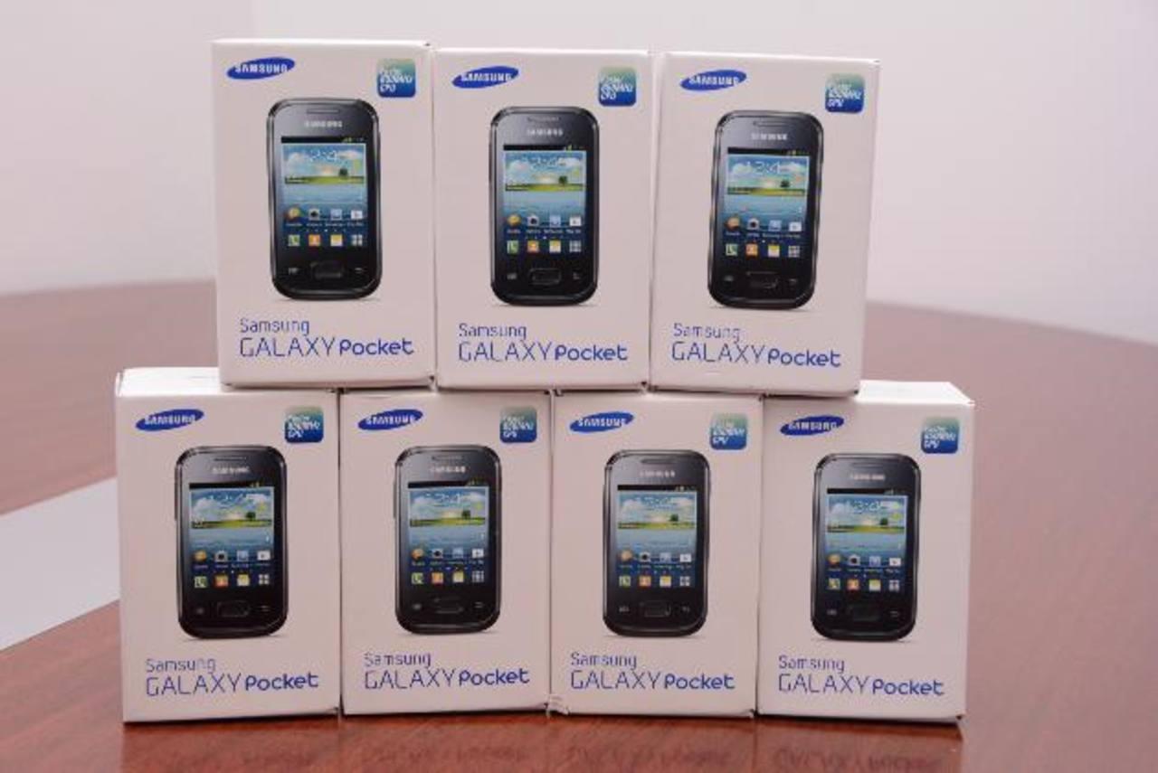 Los Galaxy Pocket es un smartphone Android económico, con una pantalla 2.8 pulgadas. foto eDH / Mario díaz