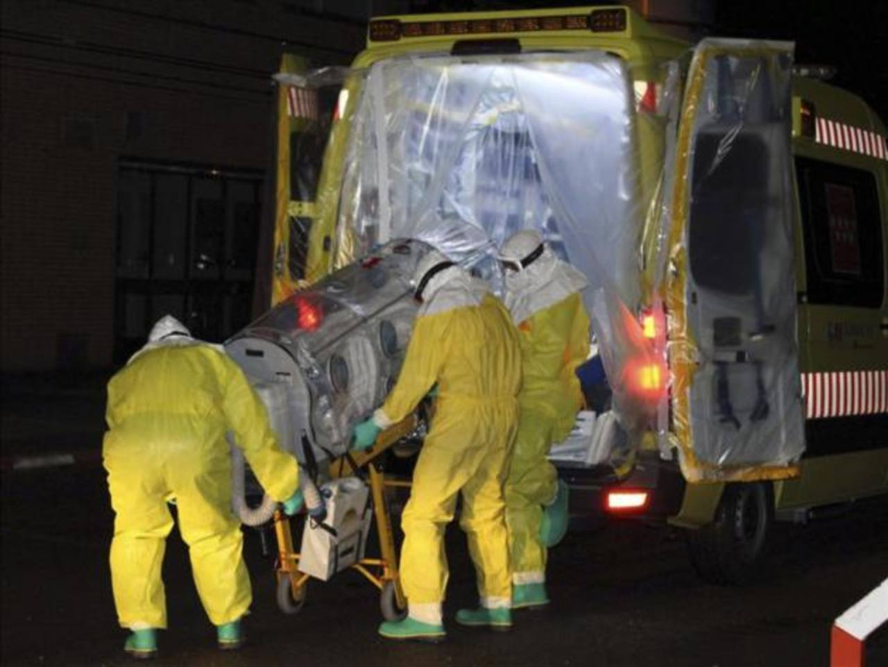 Muere segundo sacerdote español infectado por ébola