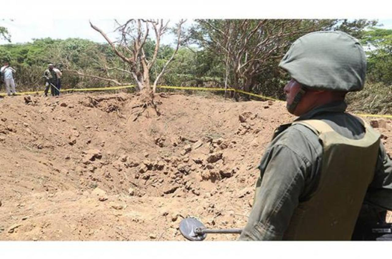 Meteorito causa explosión en Nicaragua