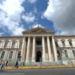 Daños en el Palacio Nacional aumentan tras el sismo de 7.1