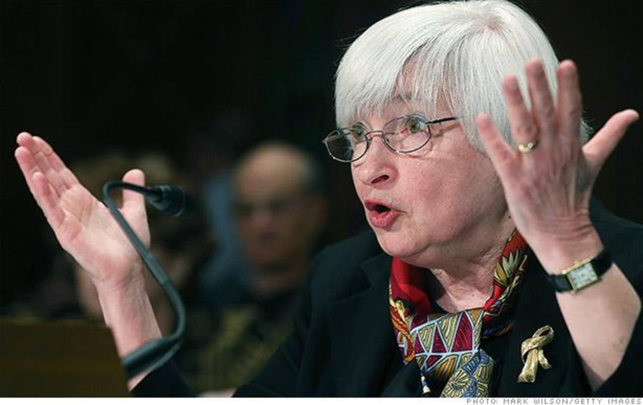 Desde su llegada a la presidencia del banco central, Janet Yellen ha apuntado como uno de los desafíos económicos actuales la recuperación de las categorías de medianos y bajos ingresos tras la aguda crisis financiera de 2008.