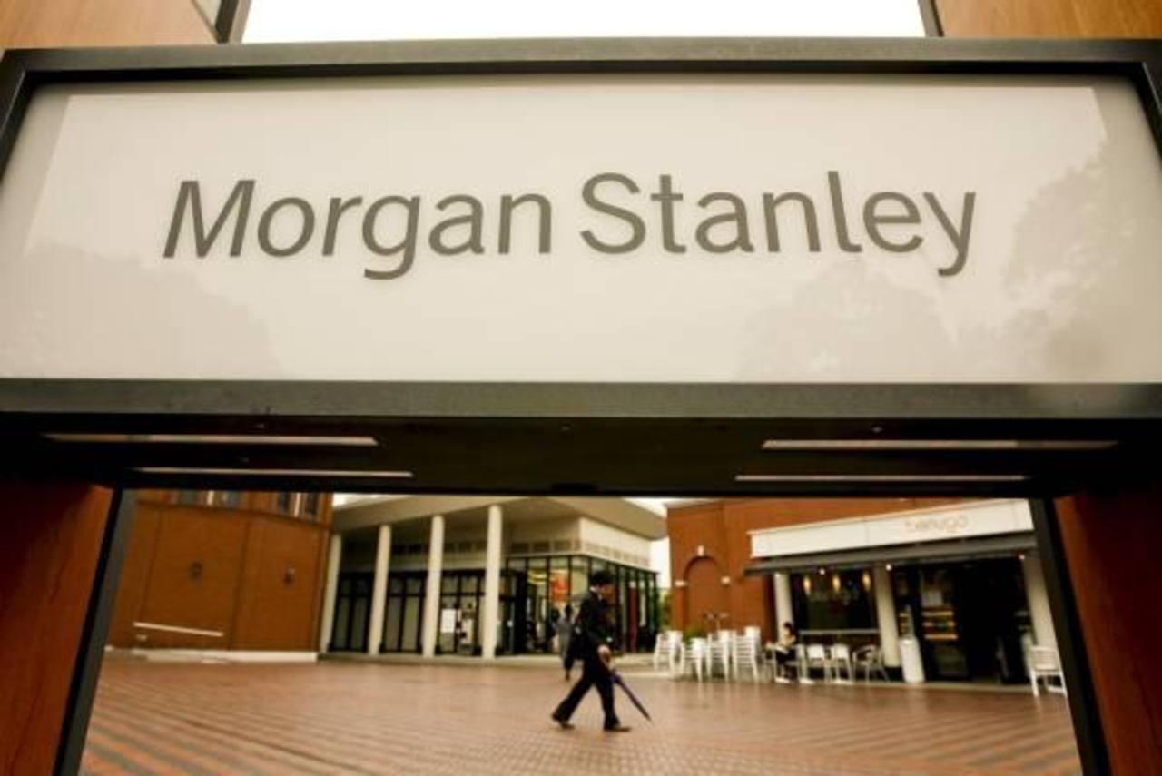 La ganancia por comisiones estables que Morgan Stanley recibe por asesorar a las personas en su situación financiera se ha vuelto una pieza relevante para el banco.