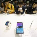 Los precios de venta del Galaxy 4 podrían subir en la demanda de la temporada navideña, informó Samsung.