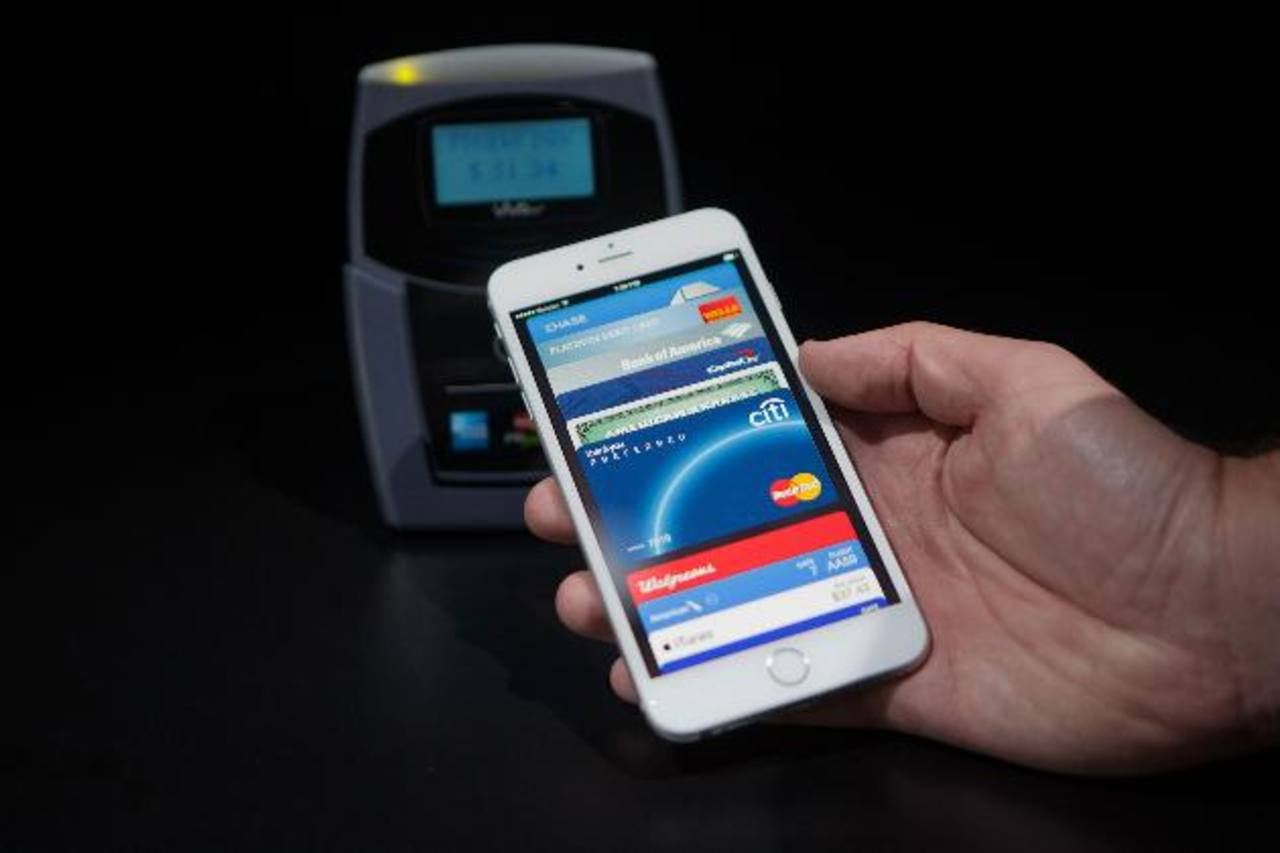 Apple Pay es el sistema de pagos móviles que pretende convertir el iPhone de los clientes en su cartera virtual.
