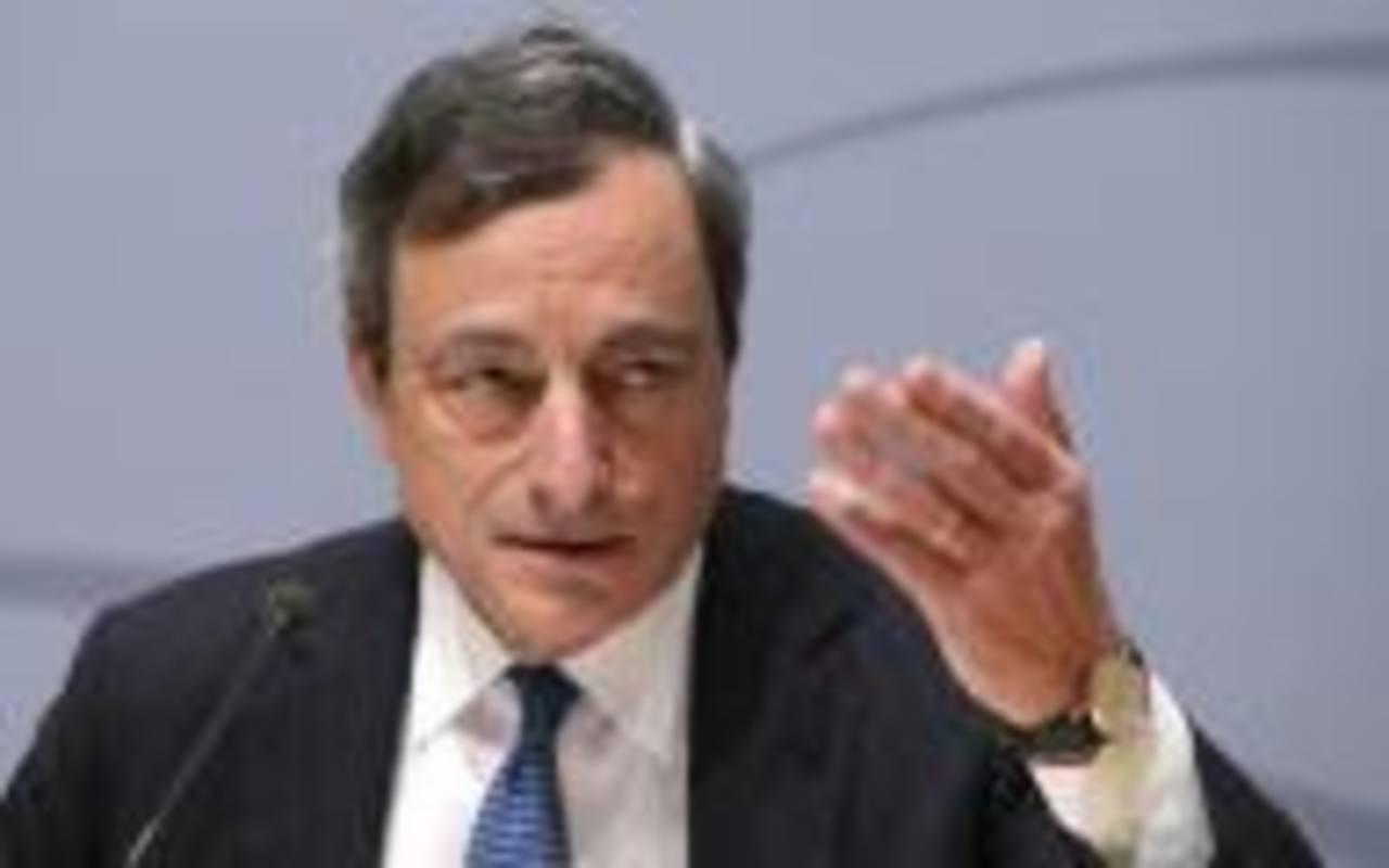 El presidente BCE, Mario Draghi, es de los que piensan que mercado europeo y las empresas tendrán una fuente alternativa de crédito.