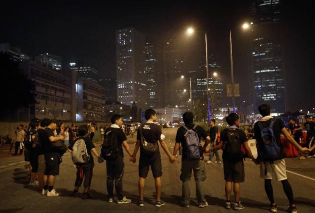 Crisis de Hong Kong refleja una sociedad dividida