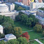 Uno de los campus del MIT de Massachusetts, Estados Unidos.