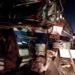 Al menos 5 heridos en triple accidente de tránsito en Chalatenango