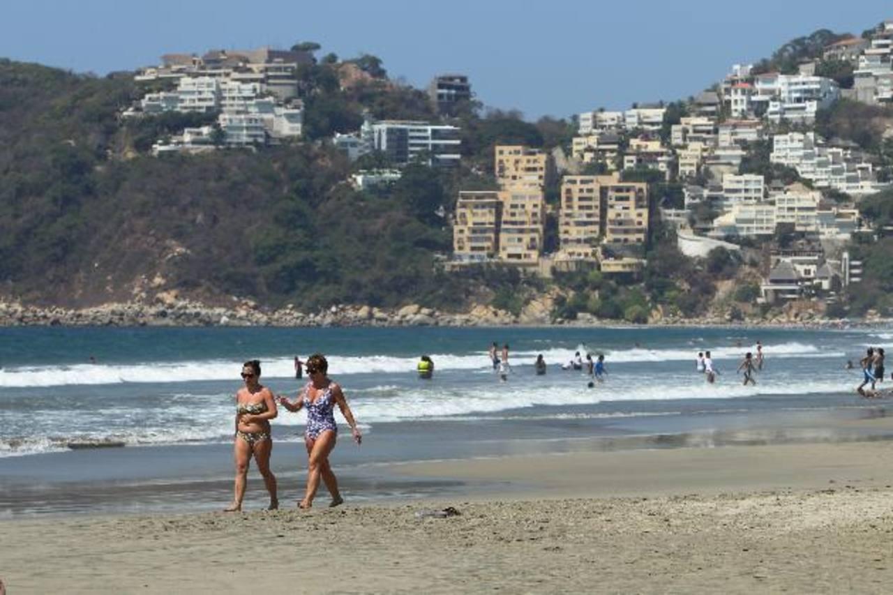 México logró aumentar significativamente sus divisas a través del turismo. Foto EDH