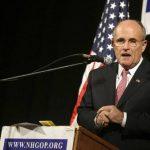 El exalcalde de Nueva York, Rudolph Giuliani, fue el invitado principal de la onceava edición del Encuentro Nacional de Empresarios (Enade) 2014 que se celebró recientemente en Guatemala. Foto EDH / ARCHIVO