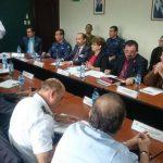 La Comisión Nacional de Protección Civil analizó nuevas acciones ante posibles casos de ébola en El Salvador.