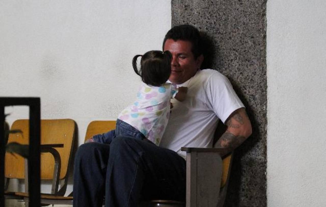 Dany Fredy Ramos Mejía, alias el Sisco, fue detenido el jueves en la madrugada en su casa. Foto EDH / Óscar Iraheta