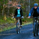 Kaci Hickox dejó su casa en la pequeña localidad de Fort Kent, en el norte de Maine, para salir a pasear en bicicleta durante la mañana con su novio.
