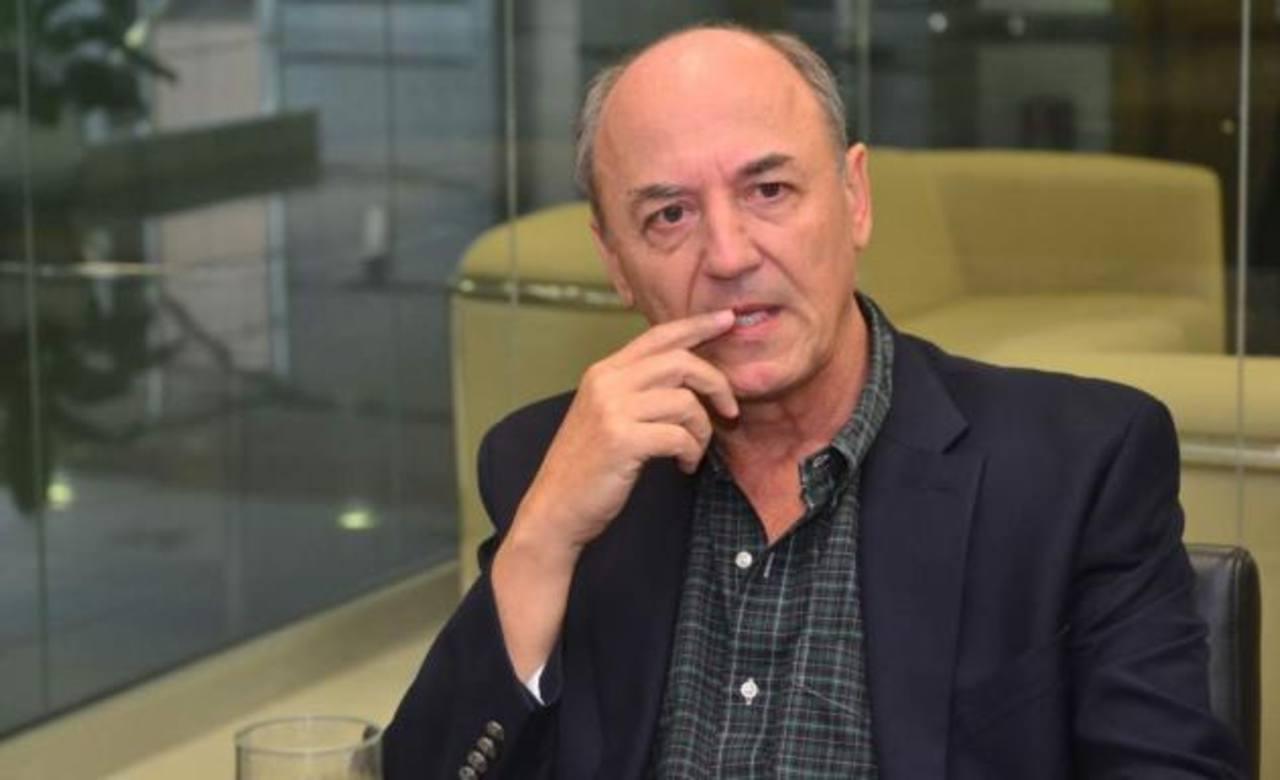 Ricardo Trotti trabaja en la SIP desde hace más de dos décadas; ha dirigido varios medios. foto edh /tomada de internet