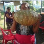 Fotos: Se preparan para la Calabiuza en Tonacatepeque