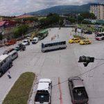 El centro de control será instalado en la terminal de Integración, en Soyapango, pero esta no está finalizada. Foto EDH / archivo