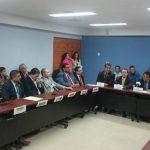 TSE y partidos políticos firmaron un pacto para evitar la campaña adelantada.