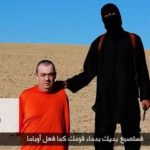 Imagen tomada del vídeo difundido por los terroristas.
