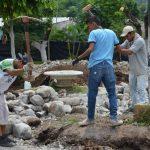 El costo del proyecto, según carpeta técnica, es de 88 mil dólares. Estará listo en diciembre próximo. Foto EDH / Iris Lima.