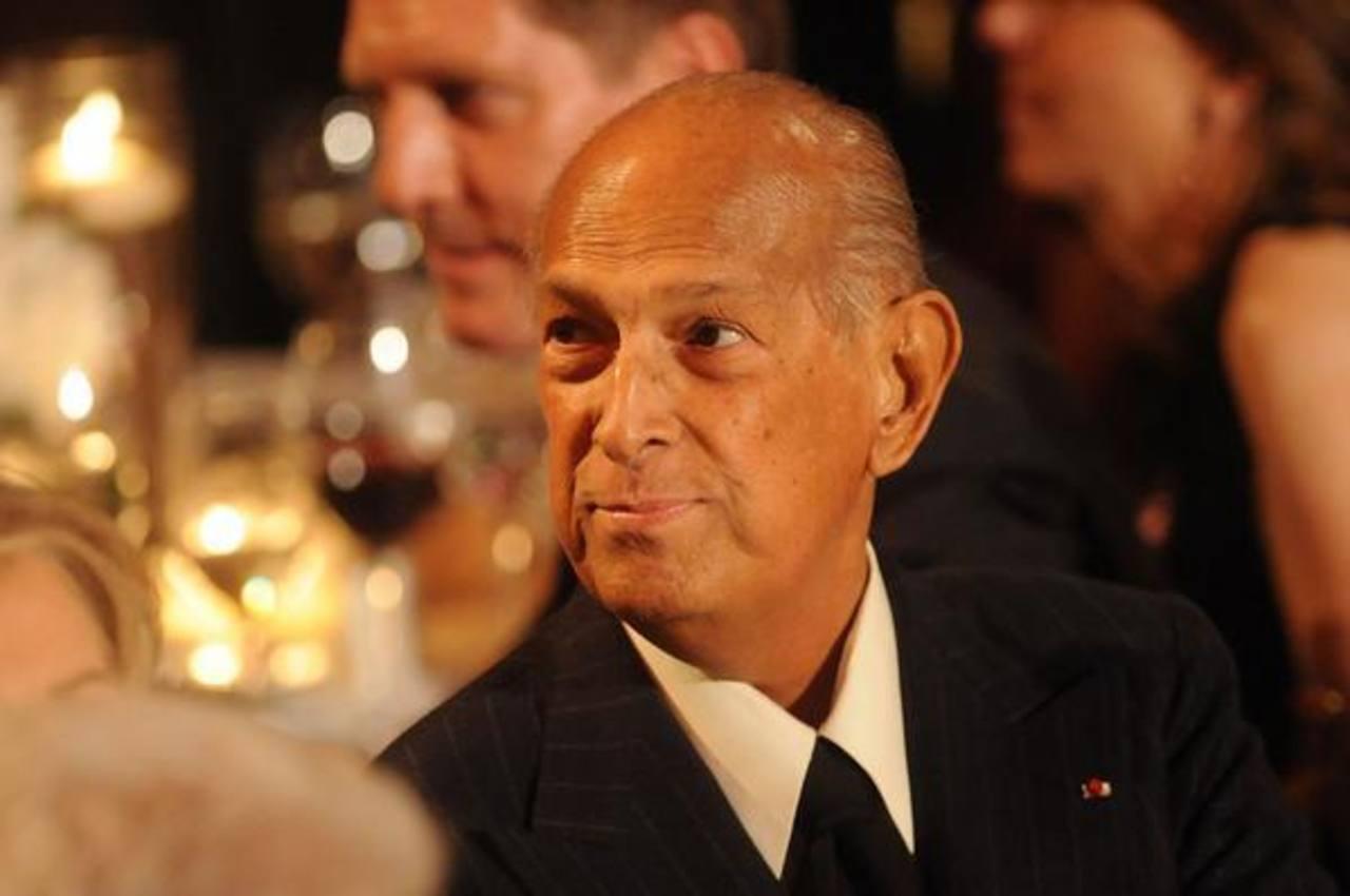 Óscar de la Renta fallece a los 82 años