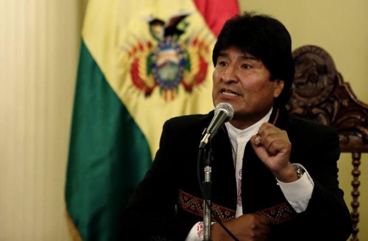 Evo Morales se declaró ganador el domingo, aunque los únicos datos que avalaban su gane era sondeos a pie de urna.