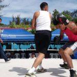 Realizan torneo de boxeo en honor al policía y atleta asesinado, Jhonny Rivas