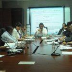 La Comisión de Legislación hizo ayer otro dictamen, el anterior fue vetado por el Ejecutivo. foto edh /lissette monterrosa