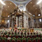 Papa Francisco abrió el Sínodo extraordinario sobre la familia