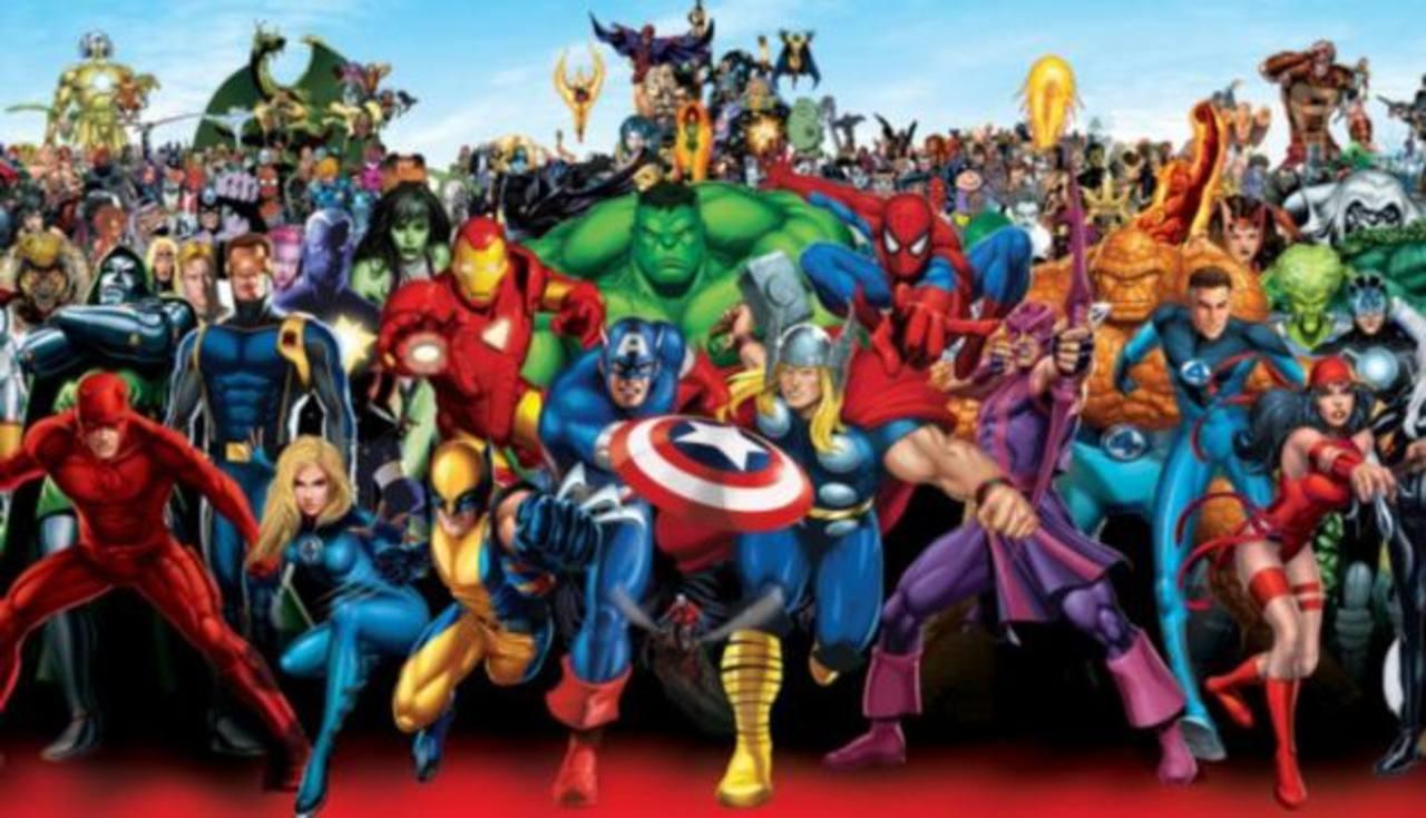 Marvel anuncia sus nuevas películas de superhéroes