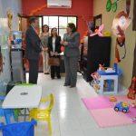 Las instalaciones son cómodas y se espera que los niños disfruten de su permanencia. Foto EDH / iris lima.