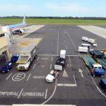 Reanudarán trabajos en pista de Aeropuerto Internacional de El Salvador