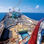 Vuelve a EEUU crucero con pasajera en cuarentena