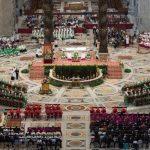 El informe de la asamblea de obispos servirá de base para el próximo sínodo, programado para octubre de 2015. Foto edh / efe
