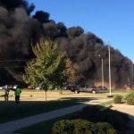 Dos muertos en accidente de avión en el Aeropuerto de Wichita, Kansas