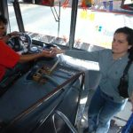El VMT busca pagarle a los buseros del AMSS el subsidio por pasajero transportado.