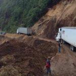 Transportistas afectados por corte de carretera Honduras-El Salvador