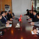 El Salvador sostiene en Suiza su primer encuentro comercial con China