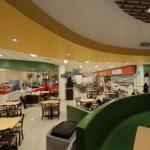 La nueva cafetería se encuentra ubicada en el segundo nivel de Walmart Escalón. foto edh / Cortesía.