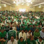 El PDC desarrolló este domingo su convención nacional.