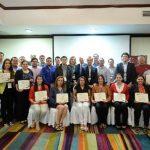 """Un grupo de 29 personas finalizó un curso de """"Best Practice in lean supply chain management""""."""