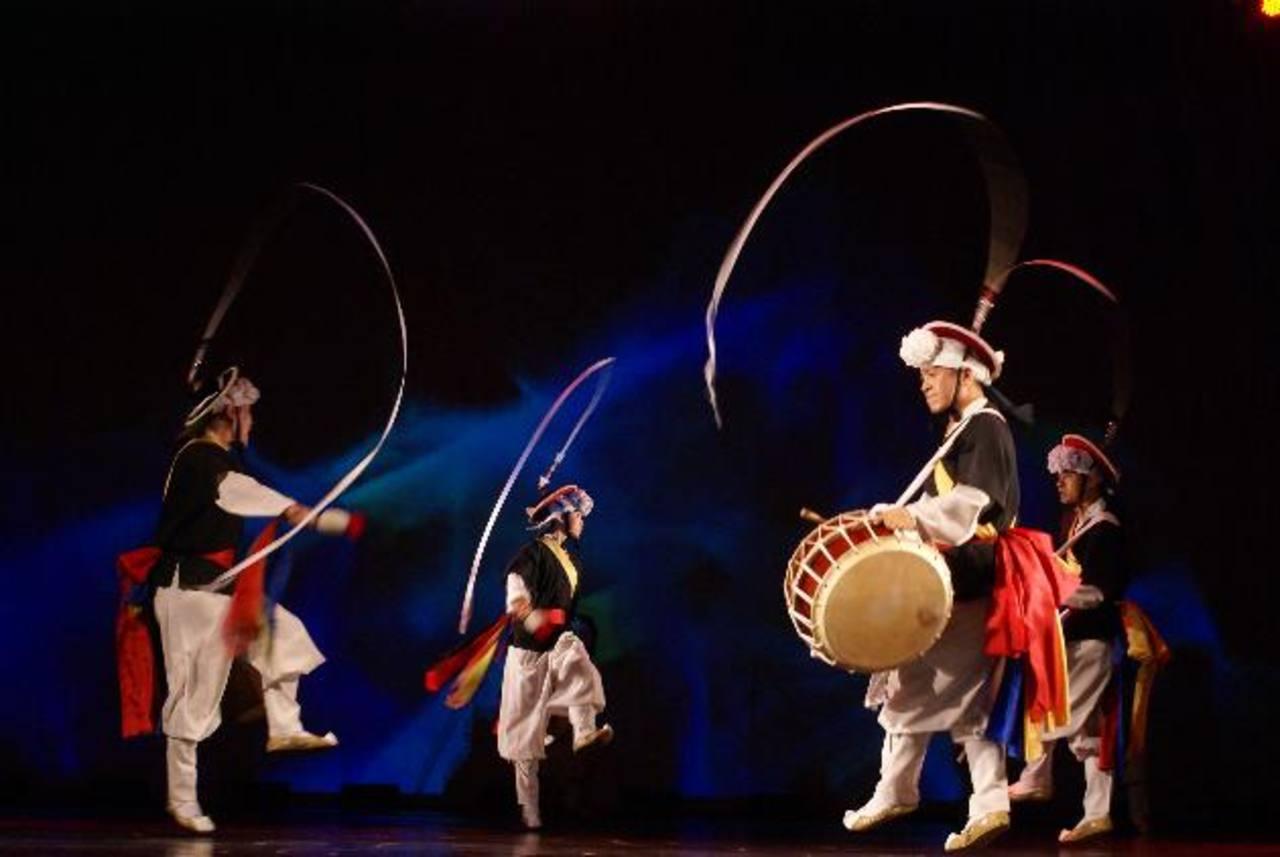 Samulnori tambores coreanos resonarán en el país