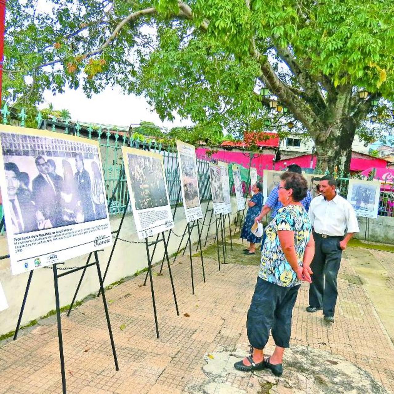 Con las plazas se espera que los habitantes puedan dar a conocer sus cualidades artísticas. Foto EDH / Roberto Zambrano