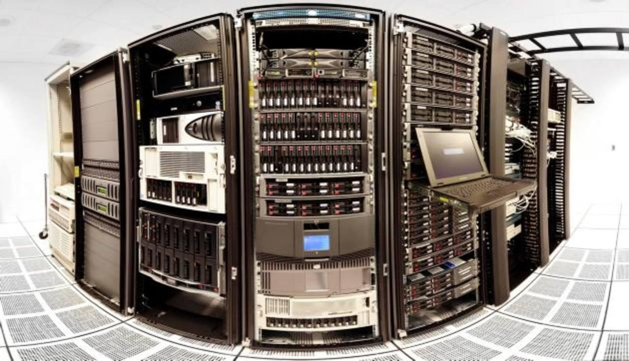 Centros de datas prefabricados, una opción de almacenaje