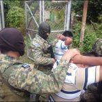 Militares capturan a pandilleros en Tonacatepeque