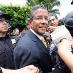 Expresidente Flores podría ser trasladado a hospital por problemas de salud