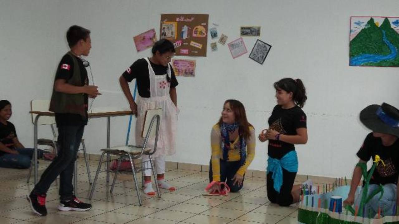 Los sueños de Rosita es una representación de opresión contra los derechos humanos. Foto/CORTESÍA.