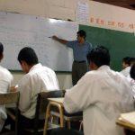 Las clases siguen con normalidad tras terremoto