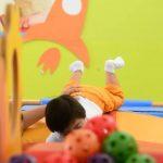 El juego es la metodología de enseñanza que utiliza Gymboree Play & Music. foto edh
